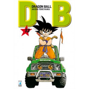 DRAGON BALL EVERGREEN EDITION 13