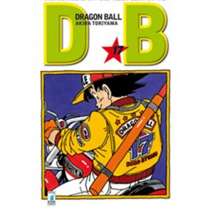DRAGON BALL EVERGREEN EDITION 17