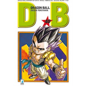 DRAGON BALL EVERGREEN EDITION 40