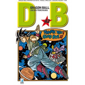 DRAGON BALL EVERGREEN EDITION 42