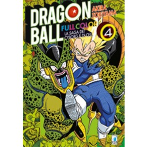 DRAGON BALL FULL COLOR - LA SAGA DEI CYBORG E DI CELL 4