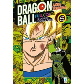DRAGON BALL FULL COLOR - LA SAGA DEI CYBORG E DI CELL 5