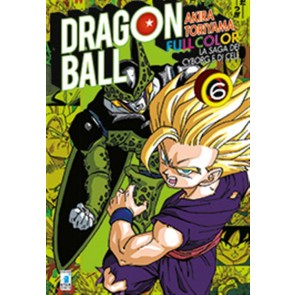DRAGON BALL FULL COLOR - LA SAGA DEI CYBORG E DI CELL 6