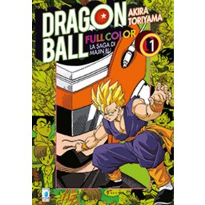 DRAGON BALL FULL COLOR - LA SAGA DI MAJIN BU 1