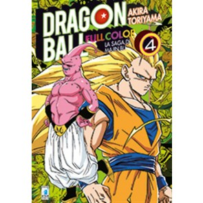 DRAGON BALL FULL COLOR - LA SAGA DI MAJIN BU 4