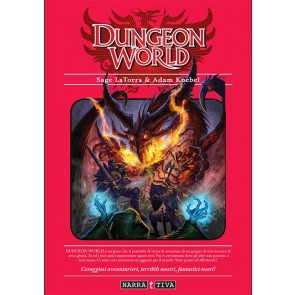 DUNGEON WORLD 2a EDIZIONE