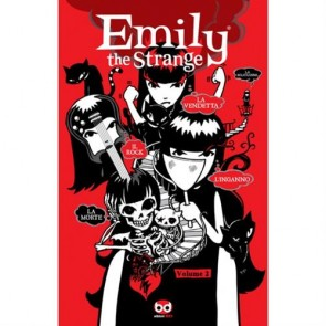 EMILY THE STRANGE 2 - IL ROCK, LA MORTE, L'INGANNO, LA VENDETTA E LA SOLITUDINE