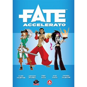 FATE - ACCELERATO - DREAMLORD PRESS