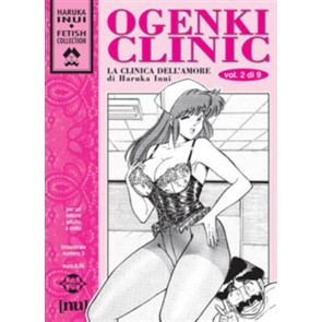 FETISH COLLECTION 3 - LA CLINICA DELL'AMORE 2 BLACK VELVET
