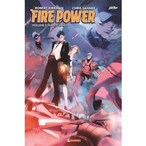 FIRE POWER 2 - FUOCO AMICO - VARIANT
