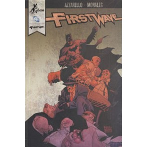 FIRST WAVE 1 VARIANT BAO PUBLISHING