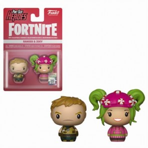FORTNITE - PINT SIZE HEROES 2PACK RANGER & ZOEY