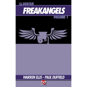 FREAK ANGELS 1