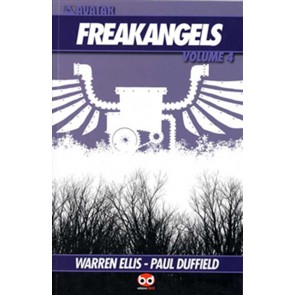 FREAK ANGELS 4