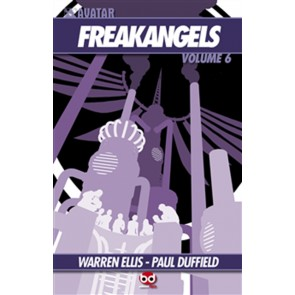 FREAK ANGELS 6