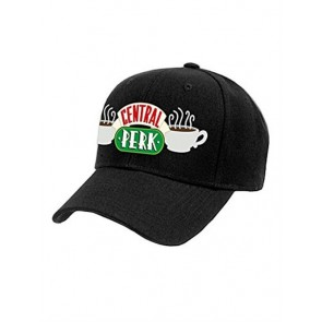 FRIENDS - CAPPELLINO - CENTRAL PERK LOGO BASEBALL CAP