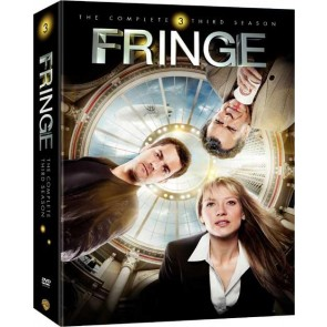 FRINGE - STAGIONE 3 - DVD