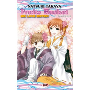 FRUITS BASKET BIG LOVE EDITION 8