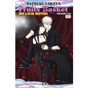 FRUITS BASKET BIG LOVE EDITION 9