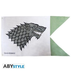 GAME OF THRONES - BANDIERA STARK 70X120