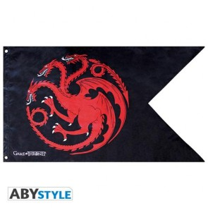 GAME OF THRONES - BANDIERA TARGARYEN 70X120