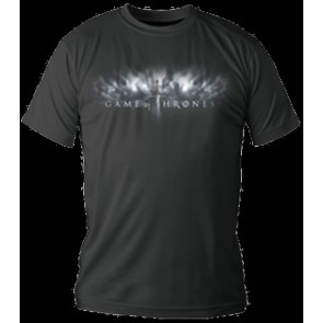 GAME OF THRONES T-SHIRT MAGLIETTA LOGO DONNA S