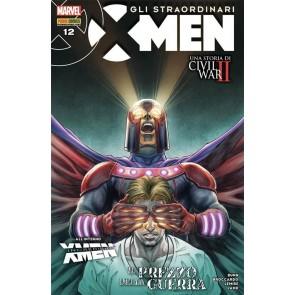GLI STRAORDINARI X-MEN 12