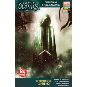 GUARDIANI DELLA GALASSIA 26 - ALL NEW MARVEL NOW - COVER COSMICA