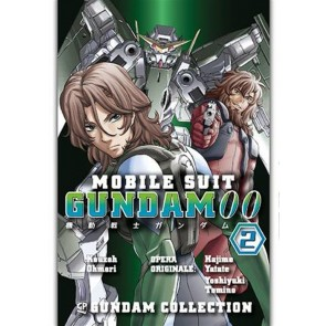 GUNDAM COLLECTION - GUNDAM 00 VOL.2
