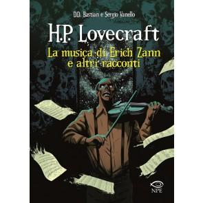 H.P. LOVECRAFT - LA MUSICA DI ERICH ZANN E ALTRI RACCONTI