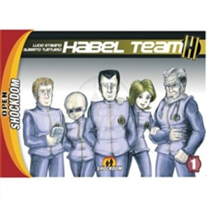 HABEL TEAM VOL. 1 SHOCKDOM EDIZIONI