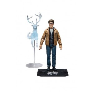 HARRY POTTER - HARRY POTTER & PATRONUS - ACTION FIGURE 15CM