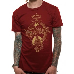 HARRY POTTER - T-SHIRT - YULE BALL - M