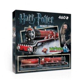 HARRY POTTER - WREBBIT 3D PUZZLES - HOGWARTS EXPRESS