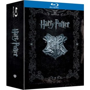 HARRY POTTER 1-8 LIMITED EDITION - BLU-RAY