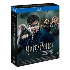 HARRY POTTER 1-8 STANDARD EDITION - BLU-RAY