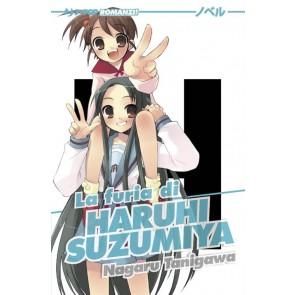 HARUHI SUZUMIYA NOVEL 5 - ROMANZO