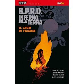 HELLBOY PRESENTA: BPRD INFERNO SULLA TERRA 8 - LAGO DI FUOCO