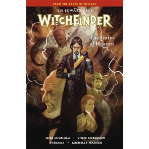 HELLBOY PRESENTA: WITCHFINDER 5 - I CANCELLI DEL CIELO