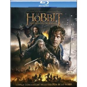 HOBBIT, THE: LA BATTAGLIA DELLE 5 ARMATE Blu-ray