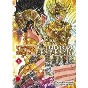 I CAVALIERI DELLO ZODIACO - EPISODE G ASSASSIN 1