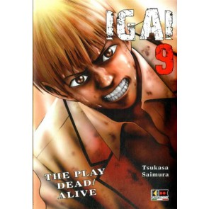 IGAI - THE PLAY DEAD/ALIVE 9