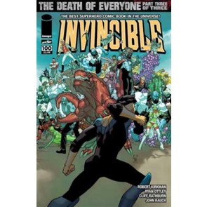 INVINCIBLE 50 - COVER B