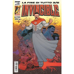 INVINCIBLE 70 - COVER B