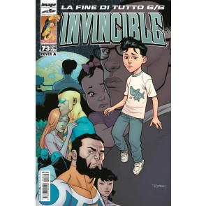 INVINCIBLE 73 - COVER A