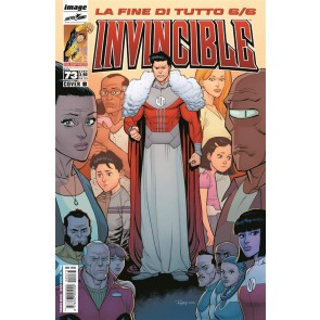 INVINCIBLE 73 - COVER B