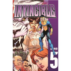 INVINCIBLE COFANETTO 2018 (ANNO 5) - CONTIENE COFANETTO + INVINCIBLE 49 VARIANT COVER