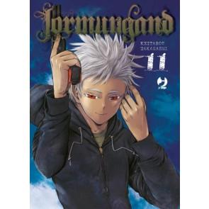 JORMUNGAND 11