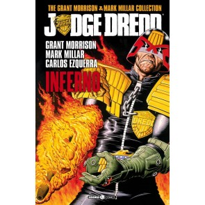 JUDGE DREDD: THE GRANT MORRISON & MARK MILLAR COLLECTION 1 - INFERNO