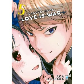KAGUYA-SAMA: LOVE IS WAR 5